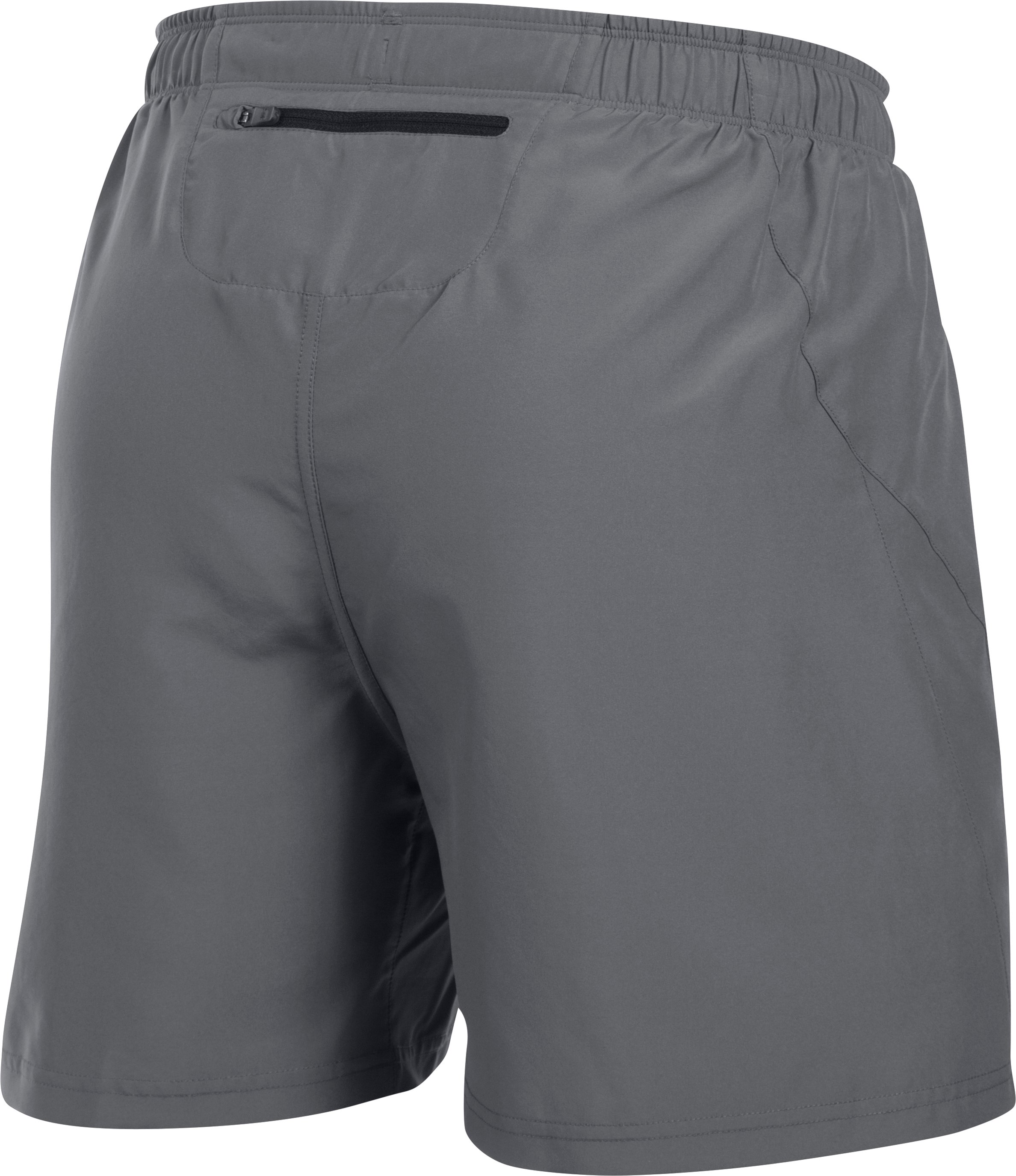 "Men's UA Launch 5"" Run Shorts, Graphite, undefined"