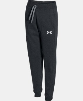Boys' UA Commuter Tri-Blend Fleece Jogger Pants  1 Color $26.99
