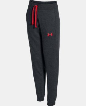 Boys' UA Commuter Tri-Blend Fleece Jogger Pants  2 Colors $26.99 to $33.99