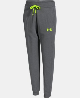 Boys' UA Commuter Tri-Blend Fleece Jogger Pants  1 Color $37.99