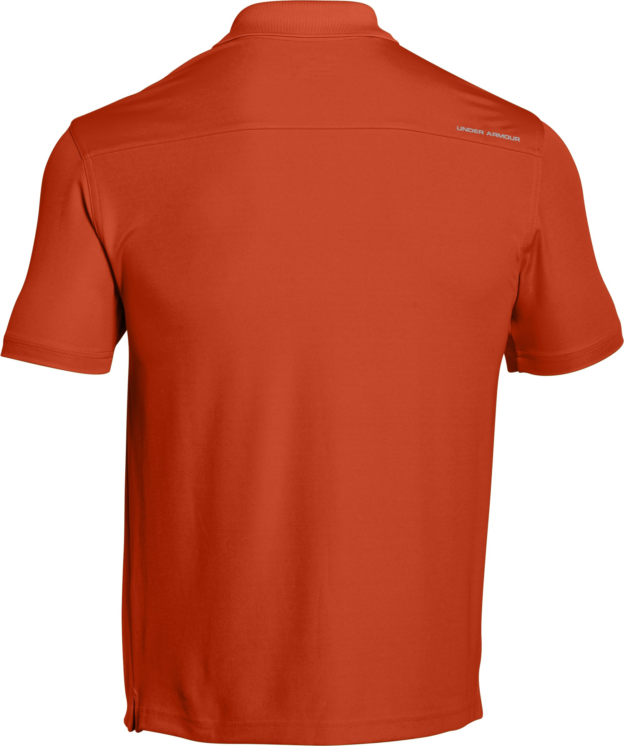 Men's UA Fish Hook Polo, VENISON