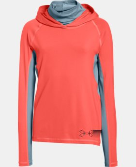 Girls' UA Ninja Hoodie  2 Colors $48.99 to $64.99
