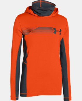 Boys' UA Ninja Hoodie LIMITED TIME: FREE U.S. SHIPPING 1 Color $48.99