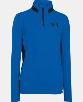 Boys' UA Fairway ¼ Zip LIMITED TIME: FREE SHIPPING 1 Color $44.99