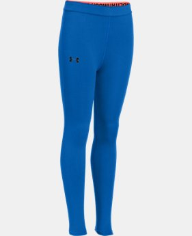 New to Outlet Girls' UA Favorite Leggings  1 Color $29.99
