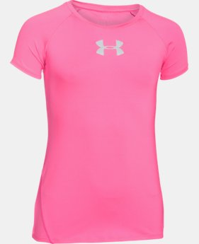 Girls' UA CoolSwitch Short Sleeve  1 Color $13.49 to $17.99