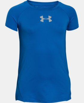 Girls' UA CoolSwitch Short Sleeve  6 Colors $22.99