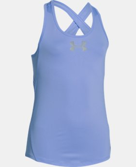 Girls' UA CoolSwitch Tank  1 Color $22.99