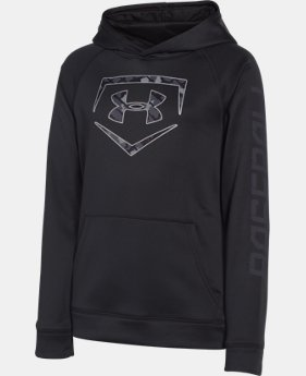 Boys' UA Storm Baseball Diamond Hoodie  3 Colors $29.99 to $37.99