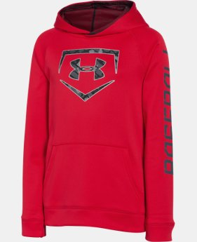 Boys' UA Storm Baseball Diamond Hoodie  1 Color $29.99 to $37.99