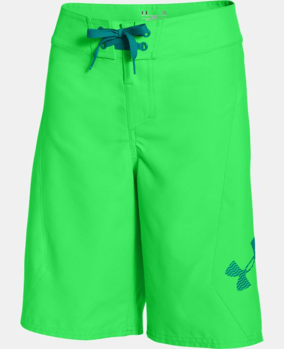 Boys' UA Shorebreak Boardshorts LIMITED TIME: FREE U.S. SHIPPING 1 Color $20.24