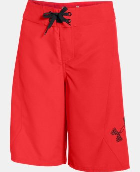 Boys' UA Shorebreak Boardshorts LIMITED TIME: FREE SHIPPING 1 Color $29.99