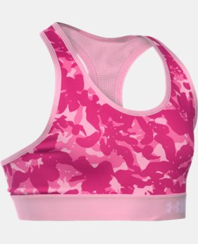 Girls' UA HeatGear® Armour Printed Sports Bra  7 Colors $14.99 to $18.99