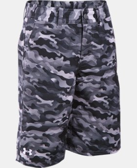 Boys' UA Embarker Amphibious Boardshorts  1 Color $29.99