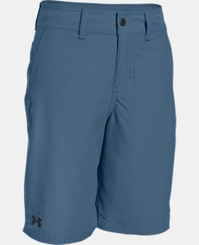Boys' UA Embarker Amphibious Boardshorts  1 Color $22.49