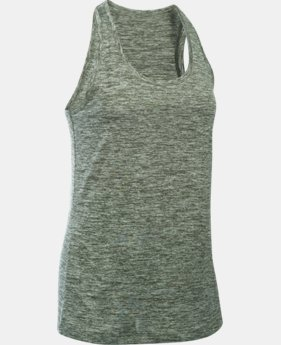Women's UA Tech™ Tank - Twist  2 Colors $24.99
