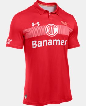 Men's Toluca 16/17 Home/Away Replica Jersey  1 Color $90