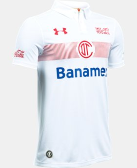 Kids' Toluca 16/17 Home/Away Replica Jersey LIMITED TIME: FREE SHIPPING  $70