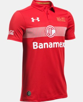 Kids' Toluca 16/17 Home/Away Replica Jersey   $70