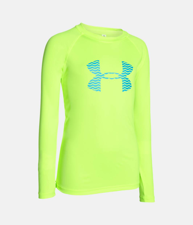 Boys 39 Ua Slasher Long Sleeve Surf T Shirt Under Armour Ca