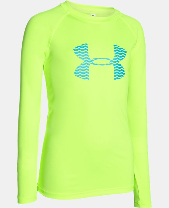 Boys' UA Slasher Long Sleeve Surf T-Shirt   $26.99 to $34.99