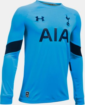 Kids' Tottenham Hotspur 16/17 Goalkeeper Replica Jersey LIMITED TIME: FREE SHIPPING  $85