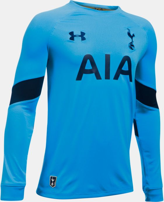 Kids' Tottenham Hotspur 16/17 Goalkeeper Replica Jersey  1 Color $85