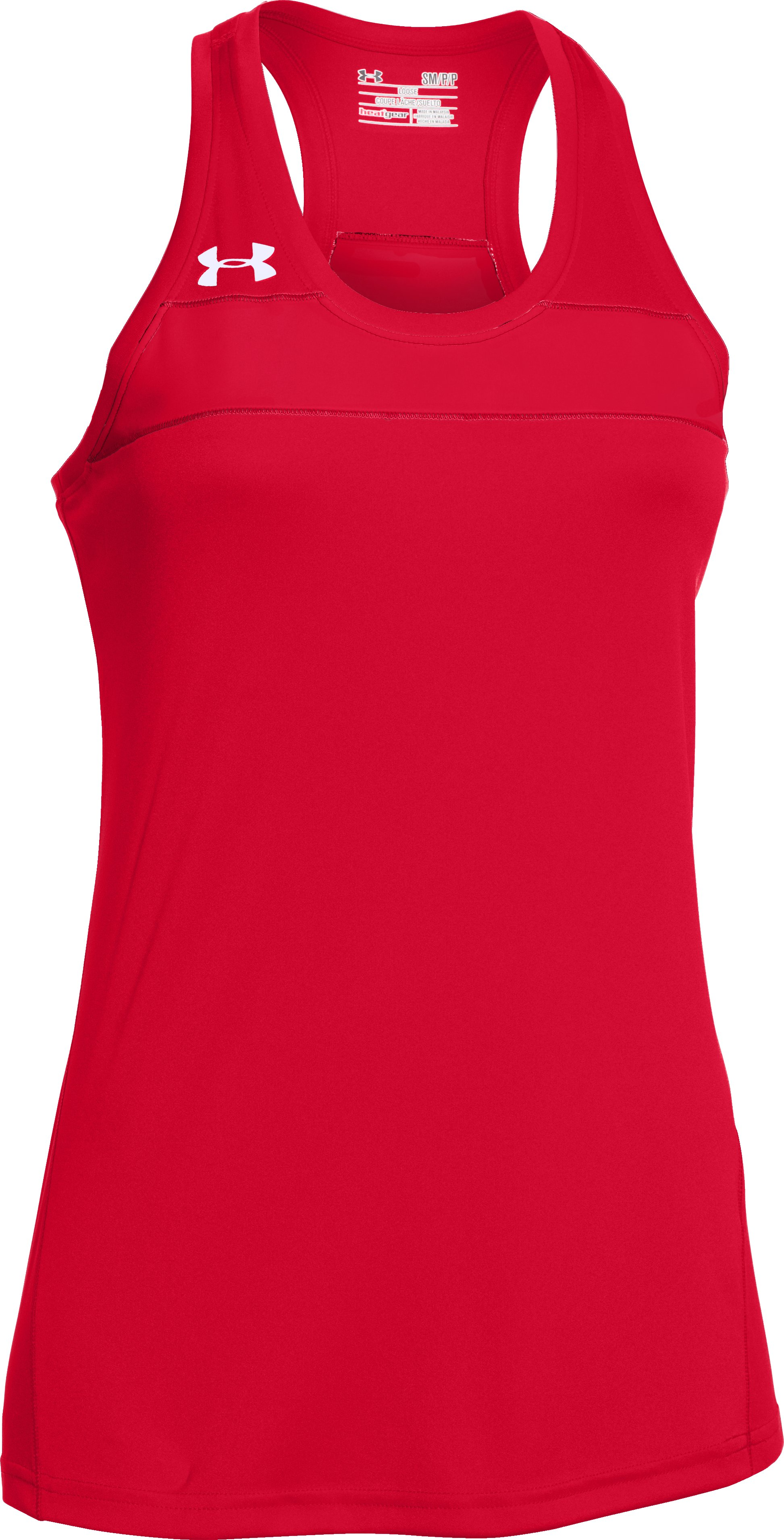 Women's UA Matchup Tank, Red,