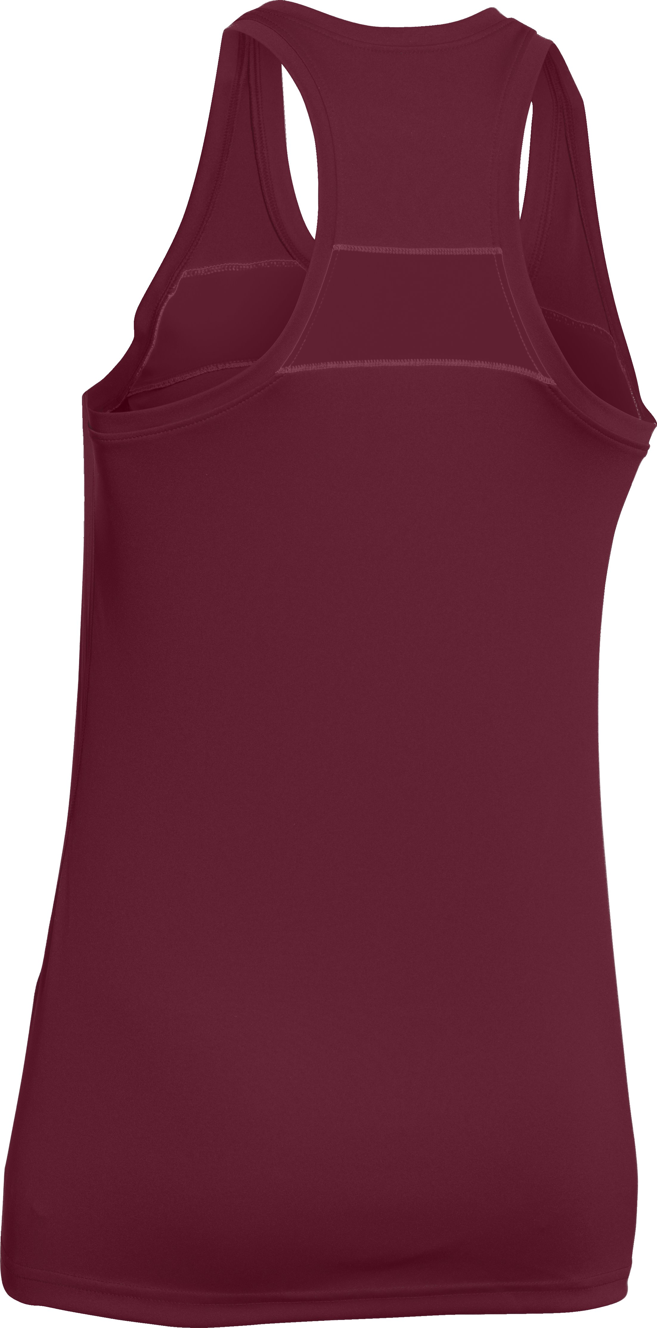 Women's UA Matchup Tank, Maroon, undefined