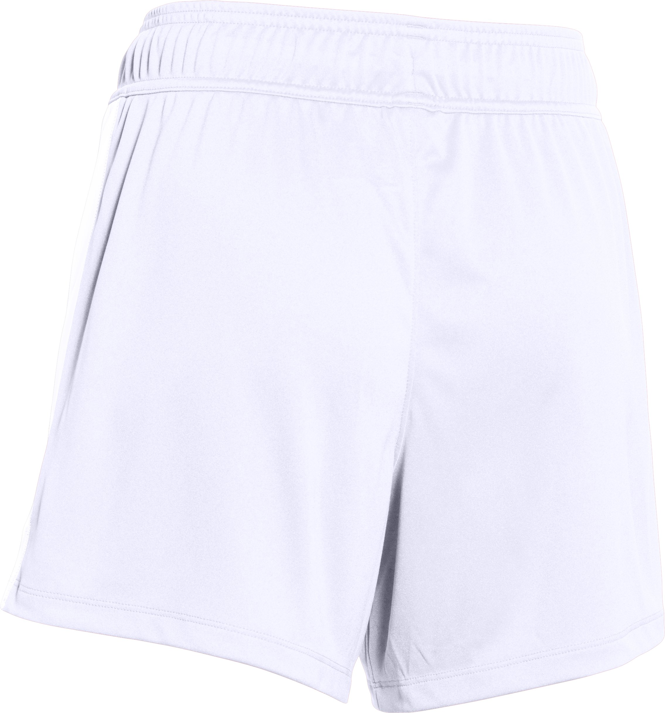 Women's UA Matchup Shorts, White,