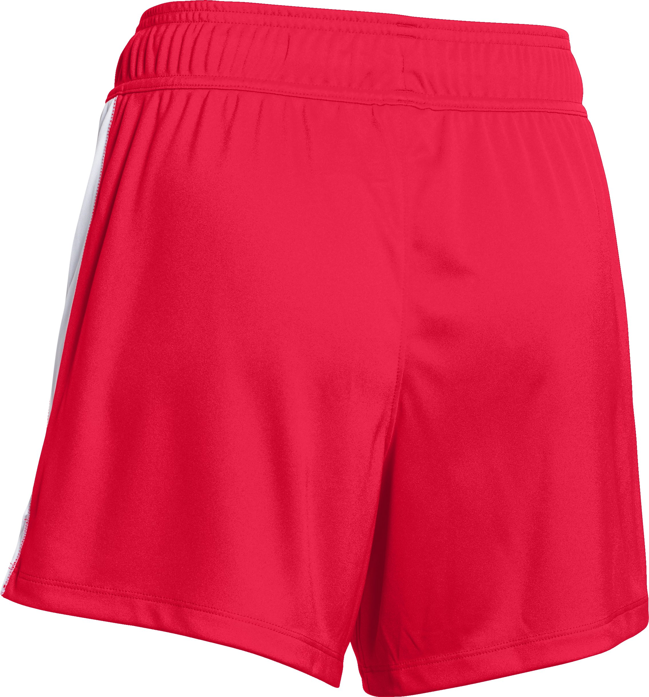 Women's UA Matchup Shorts, Red
