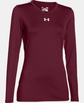 Women's UA Power Alley Long Sleeve Jersey   $44.99