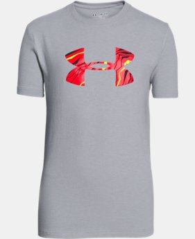 Boys' UA ZagZig T-Shirt