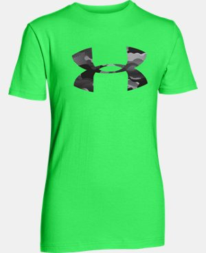 Boys' UA ZagZig T-Shirt LIMITED TIME: FREE U.S. SHIPPING  $19.99