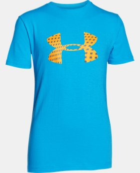 Boys' UA ZagZig T-Shirt LIMITED TIME: FREE SHIPPING 2 Colors $22.99