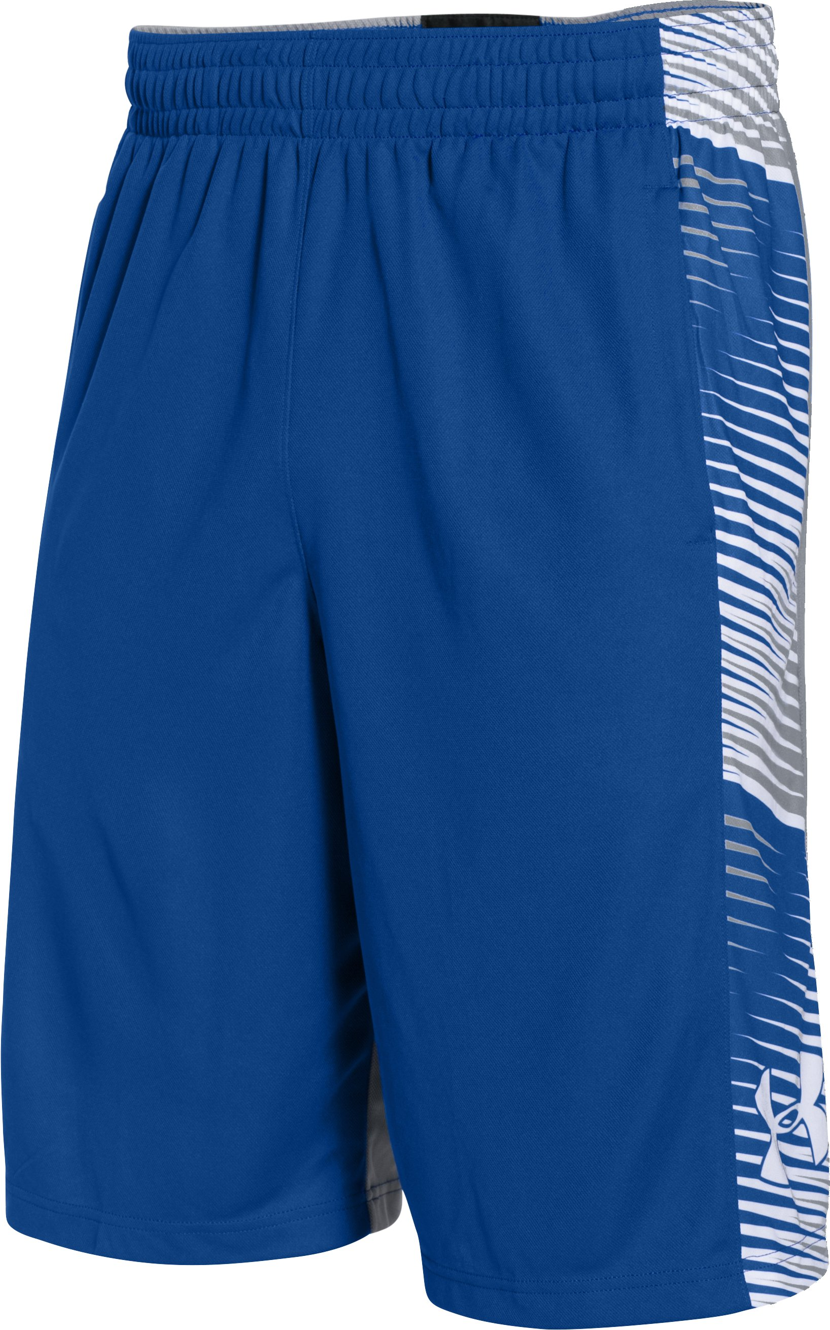 Men's UA Drive Basketball Shorts, Royal