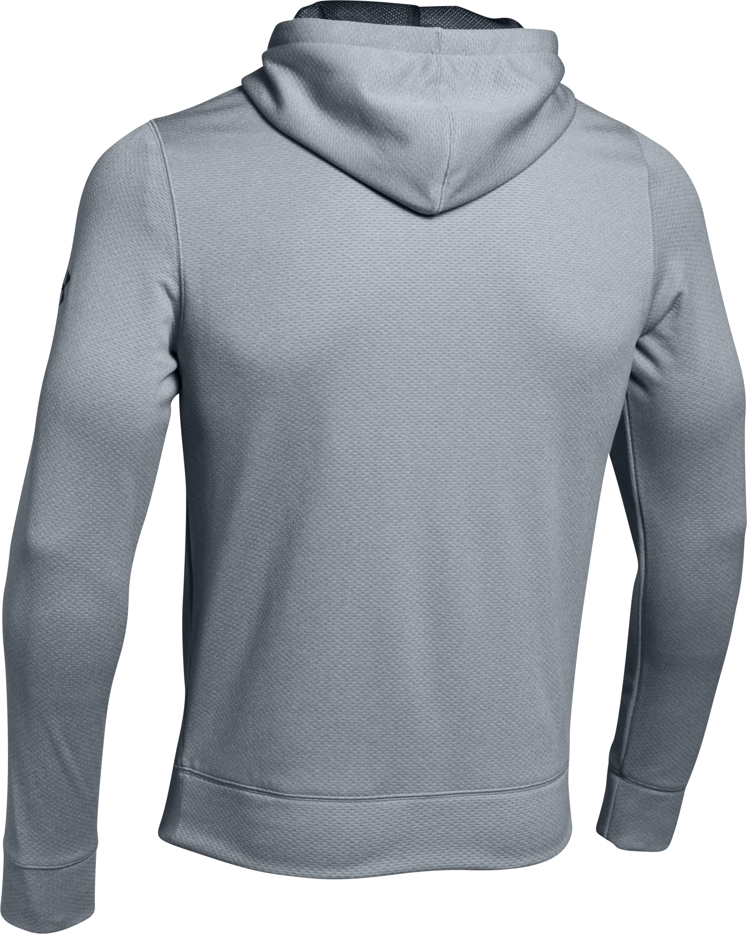 Men's SC30 Essentials Hoodie, True Gray Heather, undefined