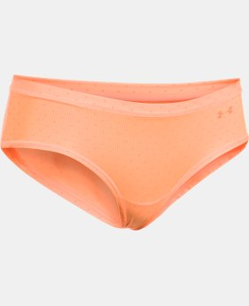 Women's UA Pure Stretch Sheer Hipster  1 Color $12