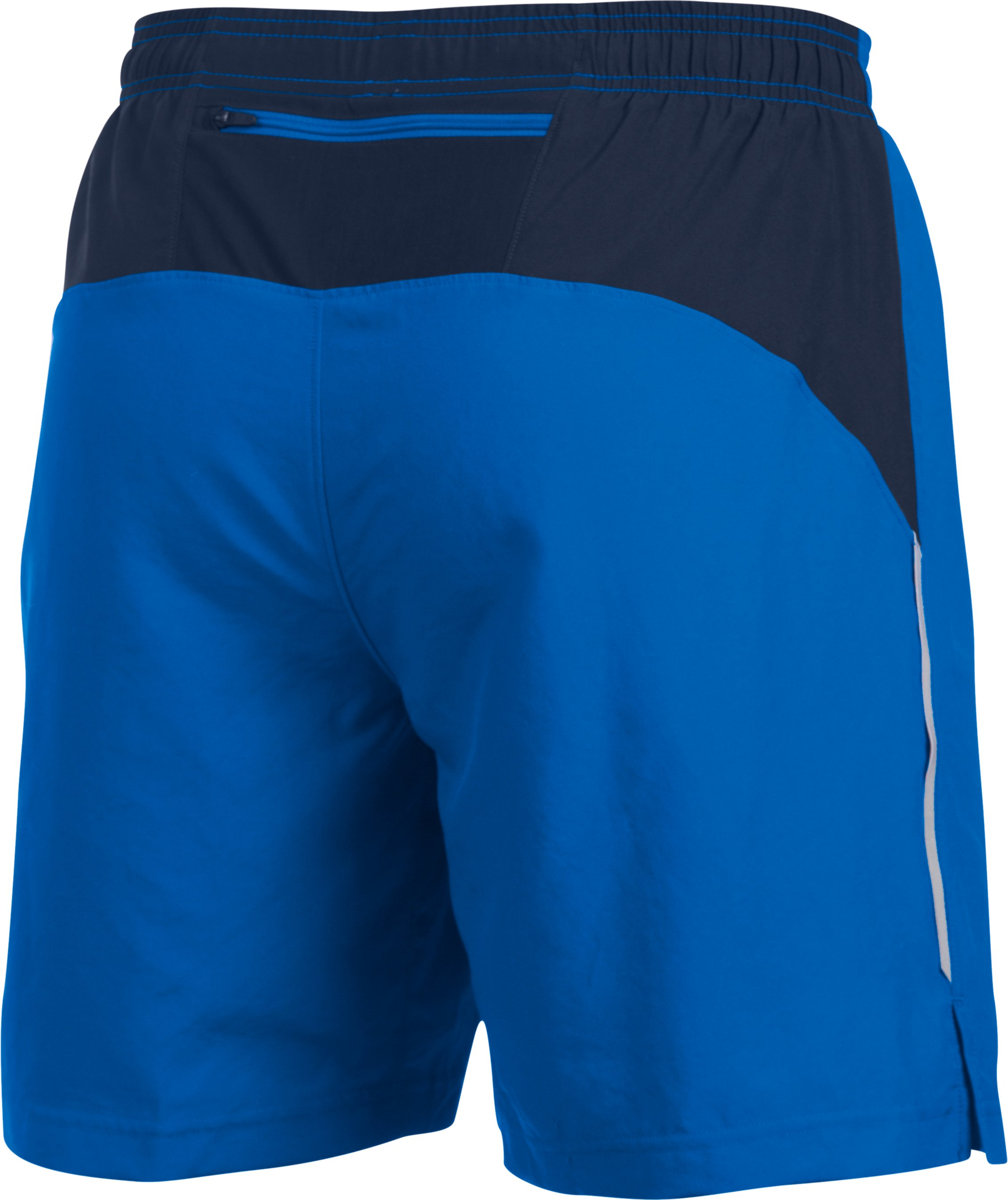 Men's UA CoolSwitch Run 2-in-1 Shorts, ULTRA BLUE