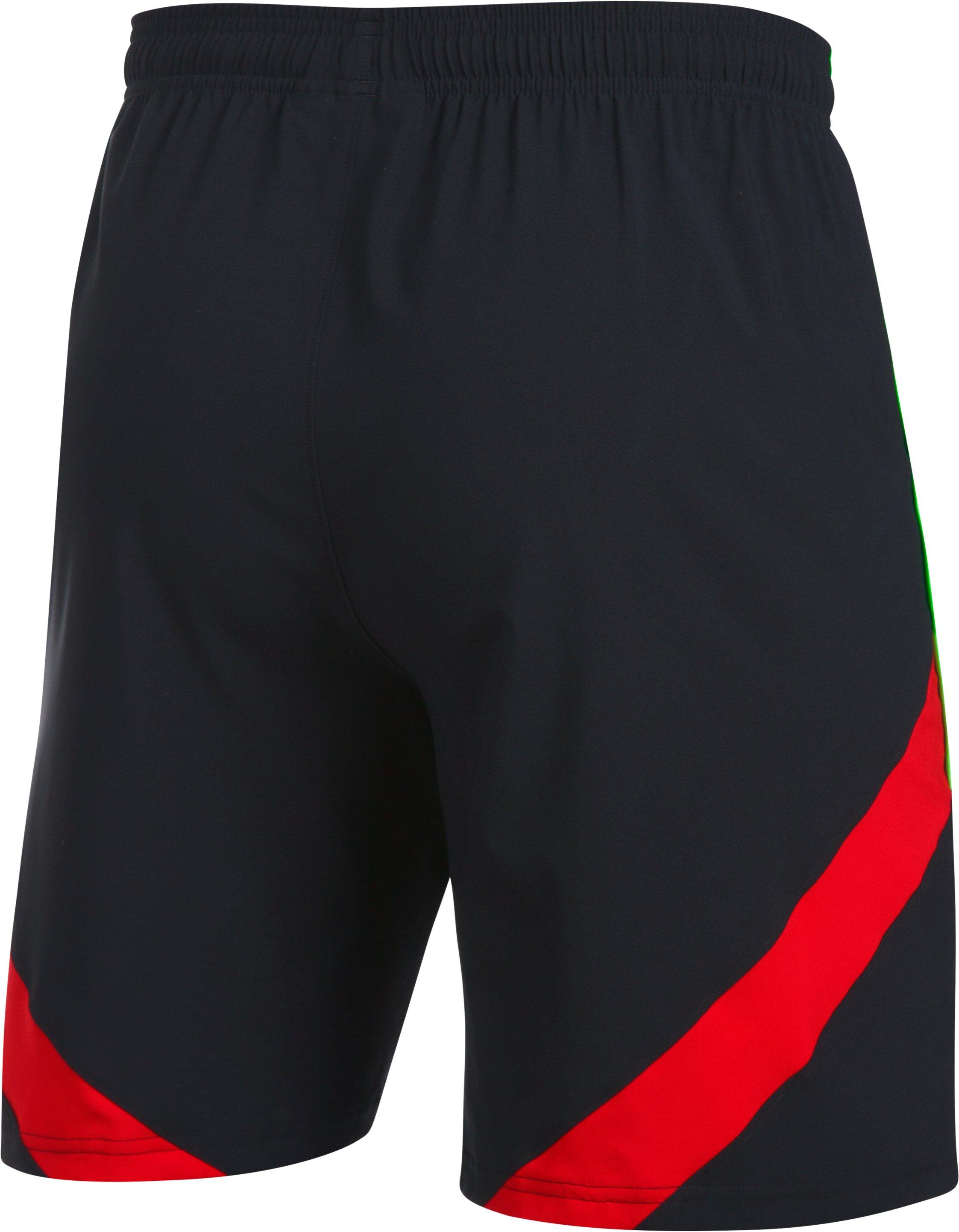 Men's Southampton Training Shorts, Black ,