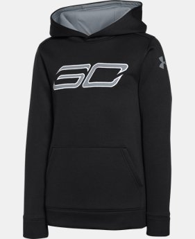 Boys' SC30 Essentials Hoodie LIMITED TIME: FREE SHIPPING 1 Color $59.99