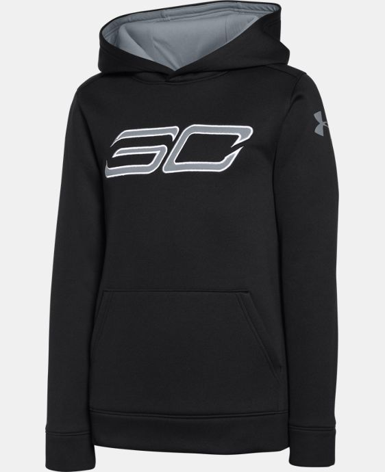 Boys' SC30 Essentials Hoodie  1 Color $59.99