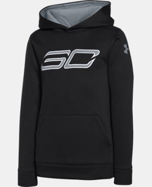 New Arrival  Boys' SC30 Essentials Hoodie LIMITED TIME: FREE SHIPPING  $59.99