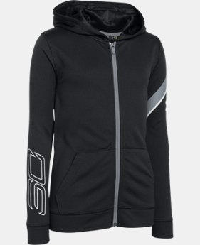 Boys' SC30 Essentials Zip Hoodie LIMITED TIME: FREE SHIPPING 1 Color $64.99