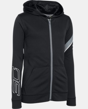 Boys' SC30 Essentials Zip Hoodie  1 Color $54.99
