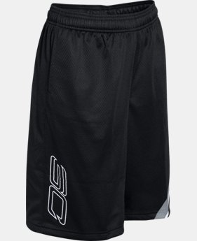 Boys' SC30 Essentials Basketball Shorts LIMITED TIME: FREE SHIPPING 1 Color $34.99