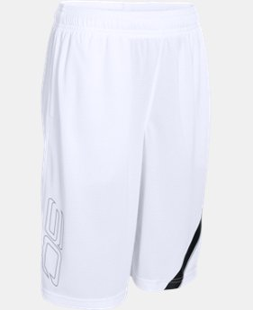 Best Seller Boys' SC30 Essentials Basketball Shorts LIMITED TIME: FREE U.S. SHIPPING 1 Color $22.99 to $29.99