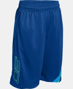 Boys' SC30 Essentials Basketball Shorts LIMITED TIME: FREE SHIPPING  $34.99