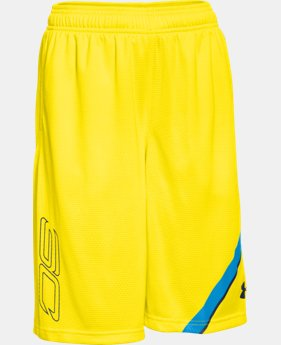Best Seller Boys' SC30 Essentials Basketball Shorts   $29.99