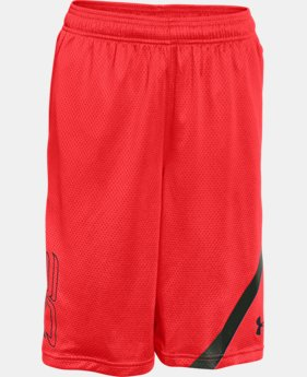 Best Seller Boys' SC30 Essentials Basketball Shorts LIMITED TIME: FREE SHIPPING  $29.99
